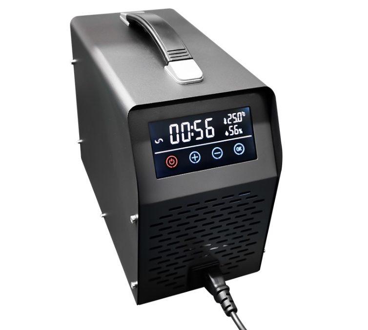 O3CARE: désinfection par ozone cabinet 80 à 120 m2